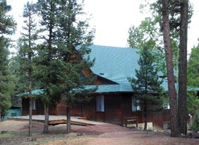 Lodging - Aster Cabin