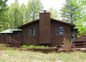 Lodging - Bluebell Cabin