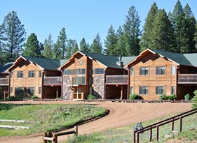 Lodging - Lupine Lodge