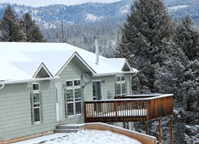 Lodging - Snowberry Cottage