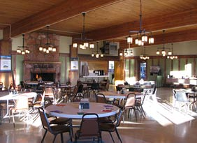The Center - Sage Hall Dining Room