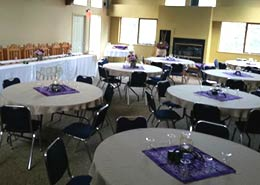 Plan an event at Cathedral Ridge Center